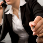Prospecting on the phone for new, profitable business