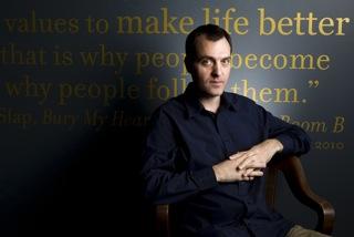 Jon Mueller of 800-CEO-READ