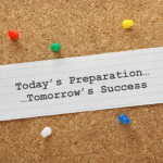 Preparation Leads to Business Success