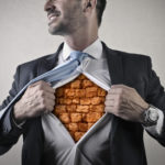 Mentally tough CEO or business owner