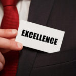 Excellence in business success
