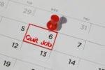 Good employees quit jobs