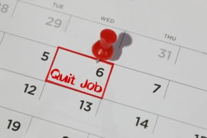 Good employees quit jobs