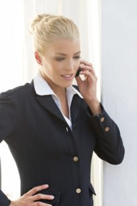 Successful Business Cold Call
